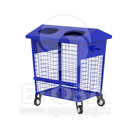 Изображение Контейнер для пластика