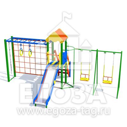 Изображение Детский игровой комплекс 0214