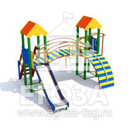 Изображение Детский игровой комплекс 0217