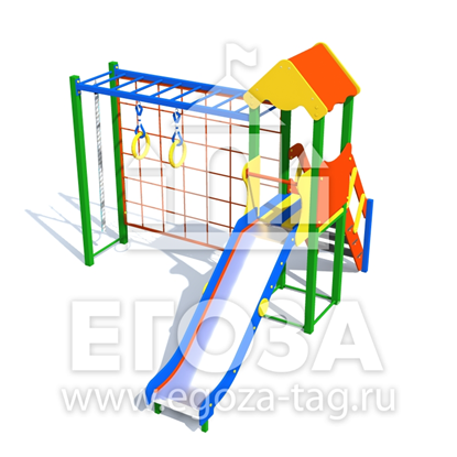 Изображение Детский игровой комплекс 0219