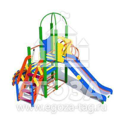 Изображение Детский игровой комплекс 0228