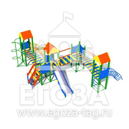 Изображение Детский игровой комплекс 0237